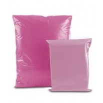 "9"" x 12"" (230mm x 310mm) Pink Mailing Bags"