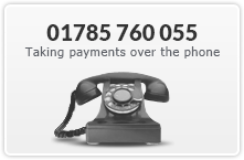 05603422585 Taking payments over the phone