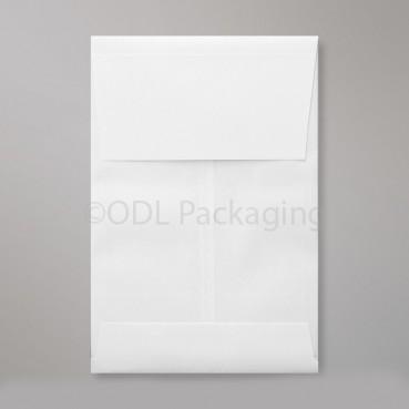 C5 White Gusset Envelopes 229 x 162 x 25mm 120gsm