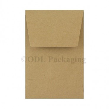 C6 Manilla Gusset Envelopes 162 x 114 x 25mm 120gsm