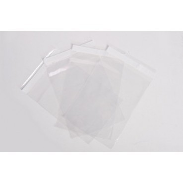 """12"""" x 16"""" (305mm x 406mm) Clear Mailing Bags"""