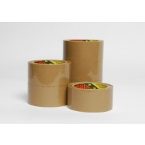 3M 371 Brown General Purpose Packaging Tape