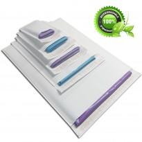 Biodegradeable Flutelopes White Corrugated Mailer 340 x 240mm