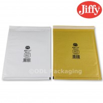 JL5 Jiffy Airkraft Padded Envelopes/Bags