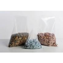 "Clear Polythene Plastic Bags 7"" x 9"" 175 x 225mm 400g"