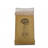 JPB00 Original Jiffy Green Heavy Duty Padded Bags - 105mm x 229mm