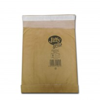 JPB2 Original Jiffy Green Heavy Duty Padded Bags - 195mm x 280mm