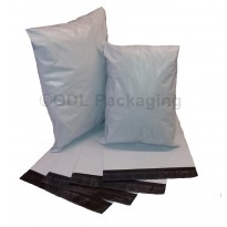 """10"""" x 14"""" (250mm x 350mm) White Mailing Bags"""